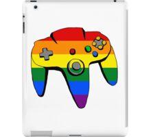Gamer Solidarity 1 iPad Case/Skin