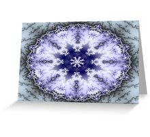 Mid-winter Greeting Card