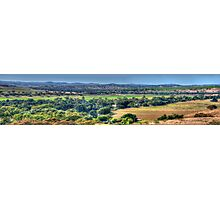 Patchwork - Jugiong, NSW Australia (30 Exposure Panorama) - The HDR Experience Photographic Print