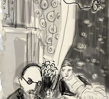 matisse and odalisque by donnamalone