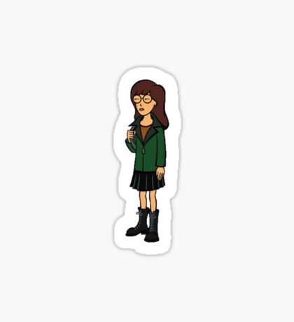 Daria Sticker