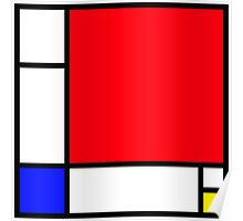 Squares_3 Poster