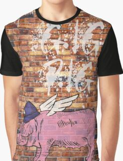 What's Your Gig Pig? - wall Graphic T-Shirt