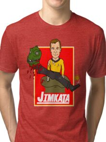 JIMKATA Tri-blend T-Shirt