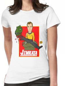 JIMKATA Womens Fitted T-Shirt