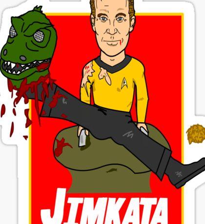JIMKATA Sticker