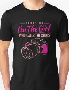 Photographer, Girls Shots T-Shirt