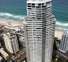 The Peninsula Building at Surfers Paradise. by caz60B