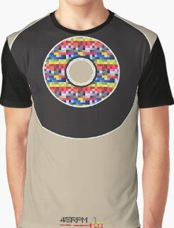 Pixel Dj Graphic T-Shirt