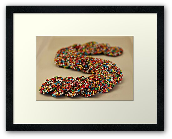 S.......is for Sprinkles!! by Karen Tregoning