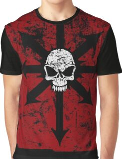 Khaos Red Graphic T-Shirt