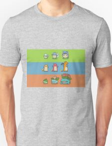 Pokemon evo T-Shirt