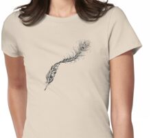 Addicted to Ink Tee Womens Fitted T-Shirt