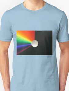 White hole abstract Unisex T-Shirt