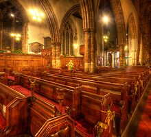 Loughborough Church Pews by Yhun Suarez