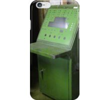Like a 60s TARDIS console iPhone Case/Skin