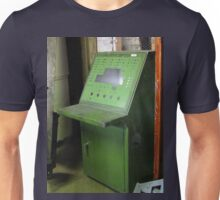 Like a 60s TARDIS console Unisex T-Shirt