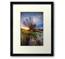 New Light 3.0 Framed Print
