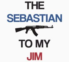 The Sebastian To My Jim by KitsuneDesigns