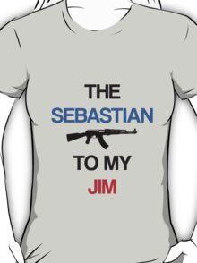 The Sebastian To My Jim T-Shirt
