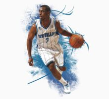 Chris Paul - CP3 by Yohann Paranavitana