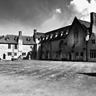 The Friars - Aylesford Priory  by larry flewers
