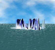 Crystal Island by James Brotherton