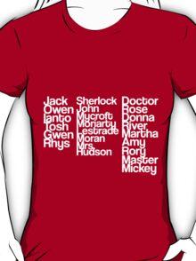 Three Fandoms T-Shirt