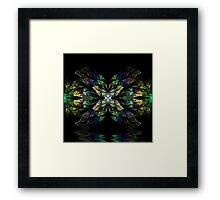 Butterfly Bow Framed Print