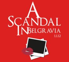 A Scandal In Belgravia (White) by KitsuneDesigns