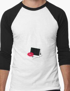 A Scandal In Belgravia (White) Men's Baseball ¾ T-Shirt