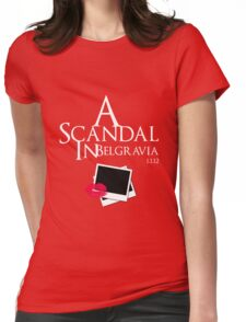 A Scandal In Belgravia (White) T-Shirt