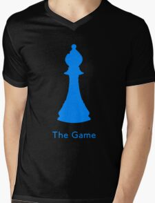 The Great Game Mens V-Neck T-Shirt