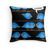SHOWOFF! Throw Pillow
