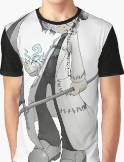 Soul Eater - Stein and Spirit Graphic T-Shirt