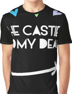 The Castiel to my Dean Winchester Graphic T-Shirt