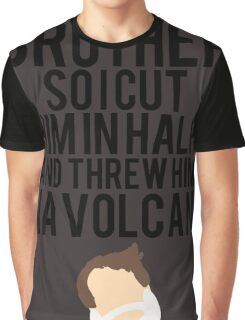 Ani: A Parody Quote Graphic T-Shirt