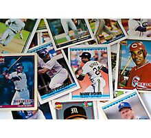 Those Who Played the Game Photographic Print