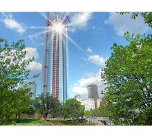 Oklahoma City Highrise Photographic Print