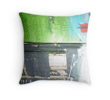 urban vibe 11 Throw Pillow