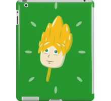 Super Saiyasicle Lemon Flavor iPad Case/Skin