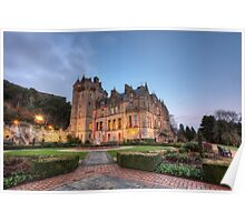 Belfast Castle Poster