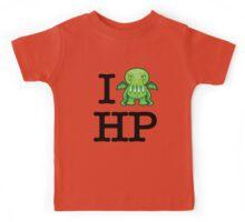 I Love HP Lovecraft - Cthulhu Kids Tee