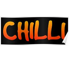 Chilli (word) Poster