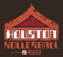 Houston Rollerball by Stephen Sanderson
