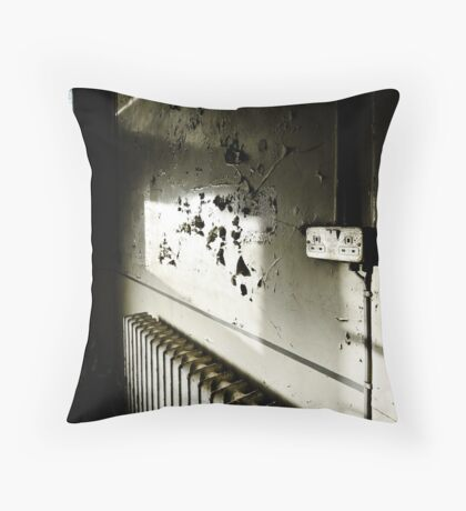 Light & Power Throw Pillow