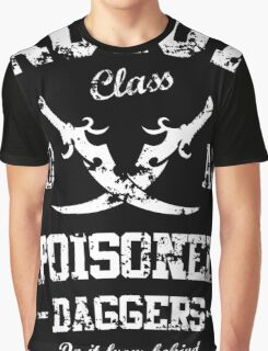 Rogue Class Graphic T-Shirt
