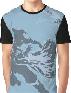 Minimalist Korra from Legend of Korra Graphic T-Shirt