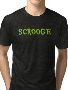 Scrooge Tri-blend T-Shirt