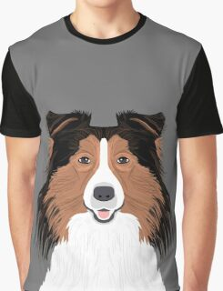 Jordan - Shetland Sheep Dog gifts for sheltie owners and dog people gift ideas perfect dog gifts Graphic T-Shirt